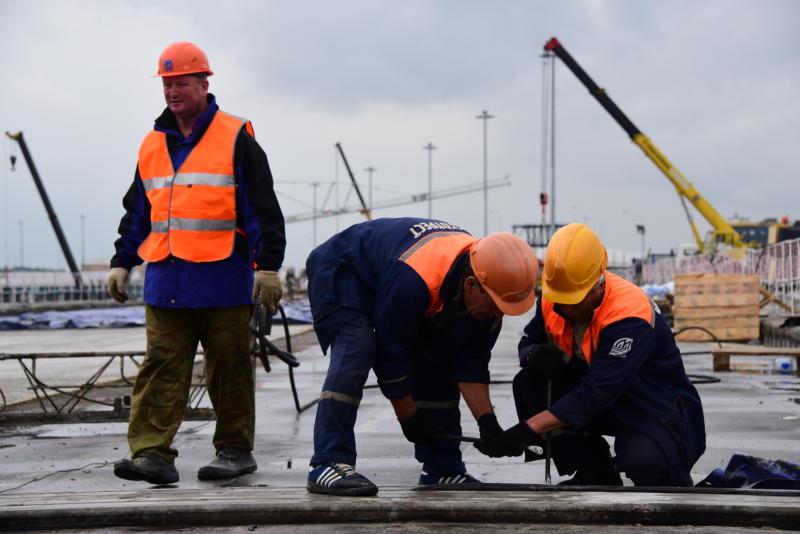 Более 30 километров автодорог построят в Новой Москве в этом году