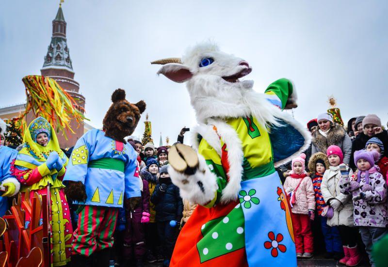 Власти Москвы планируют проводить фестивали почти каждые выходные