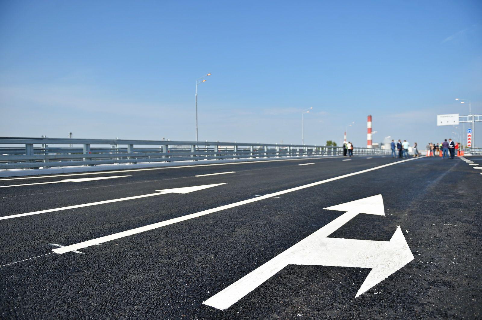 Москва введет почти 20 транспортных объектов до 2021 года