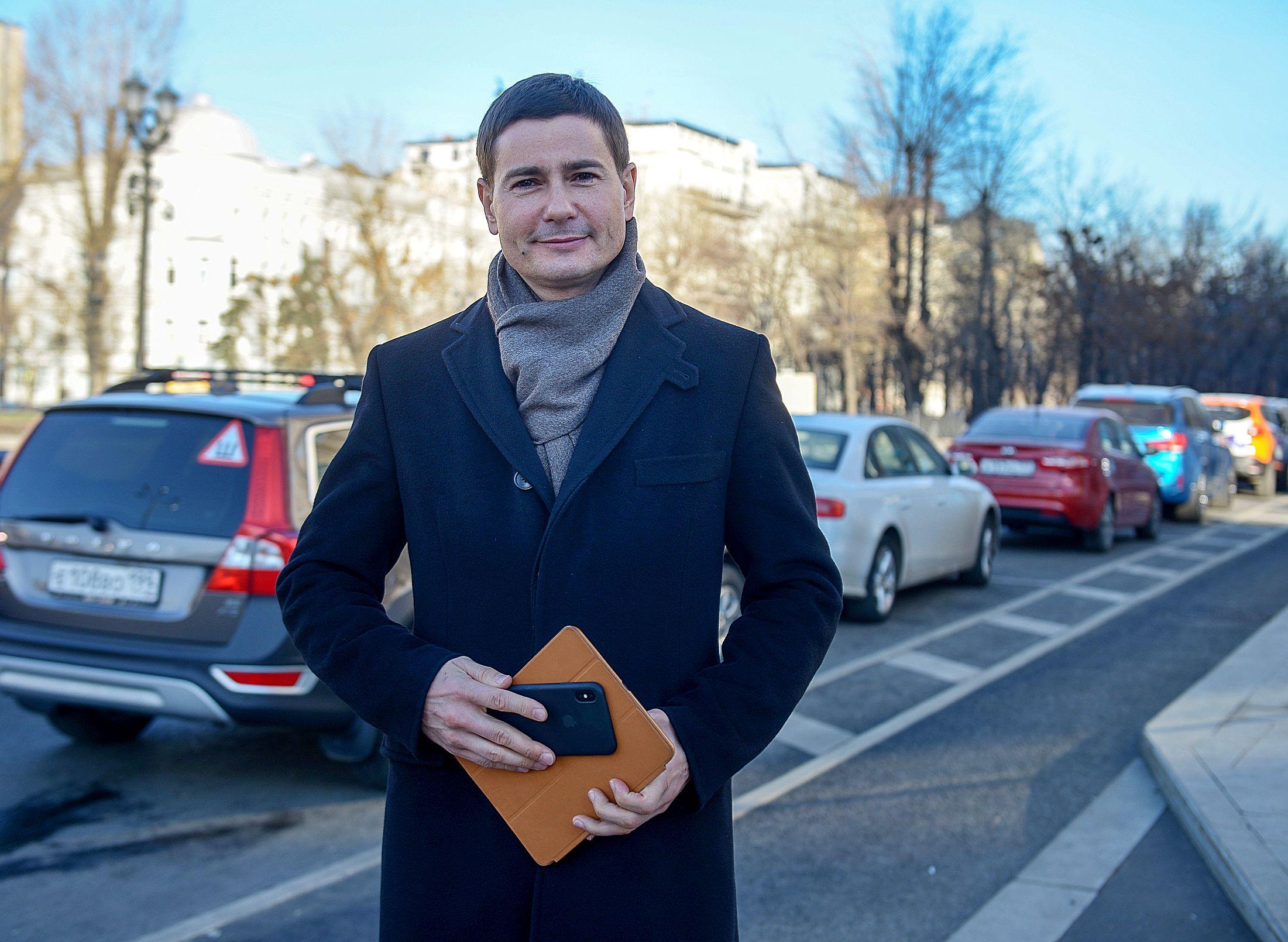 Бесконтактный способ оплаты парковки стал самым популярным в Москве