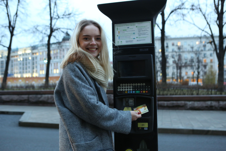 Москва объявила бесплатную парковку на два дня