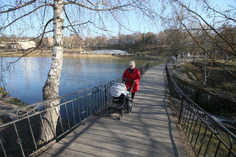 Сезон активности клещей стартовал в Москве