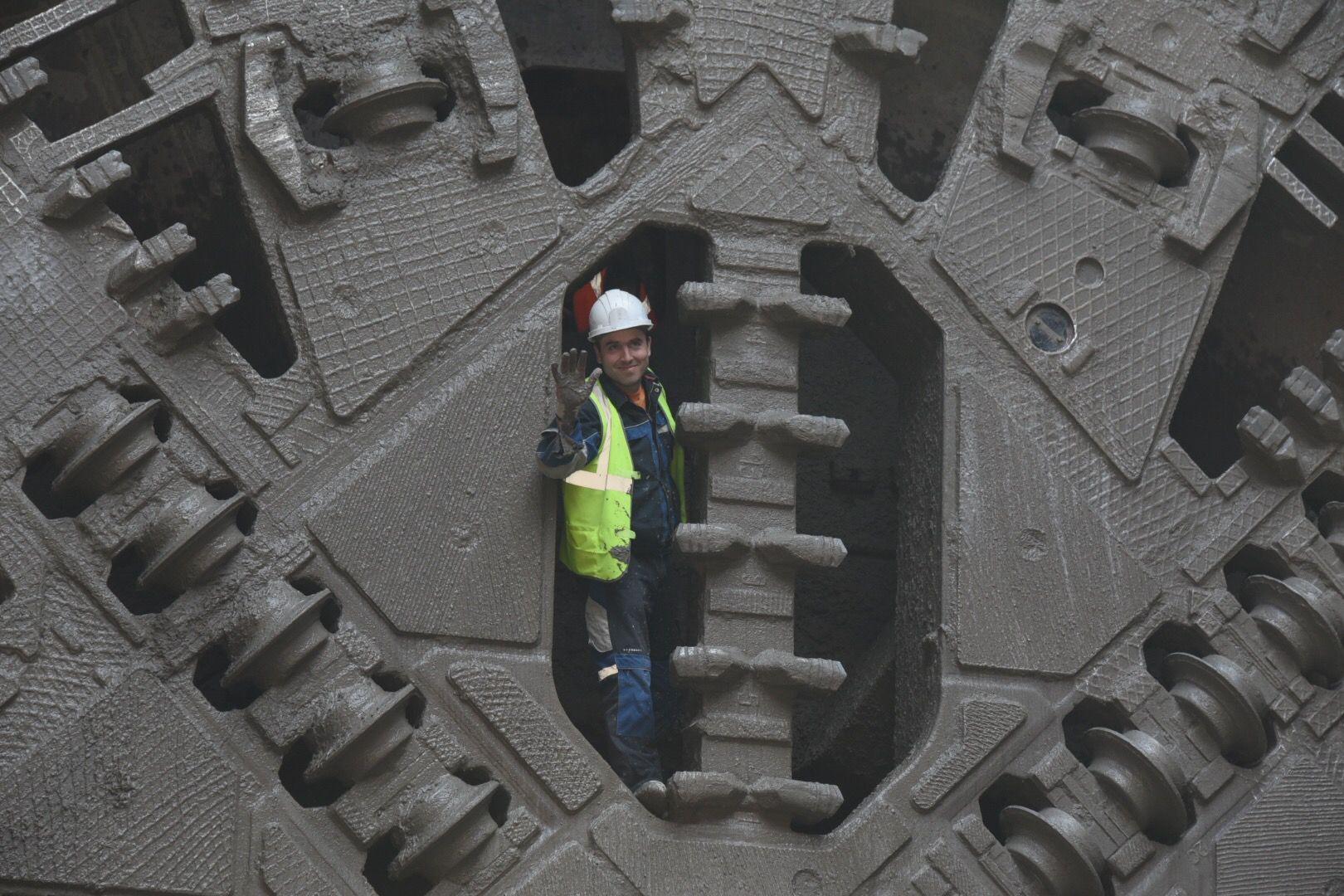 Строительство седьмого тоннеля Коммунарской линии метро началось в Новой Москве
