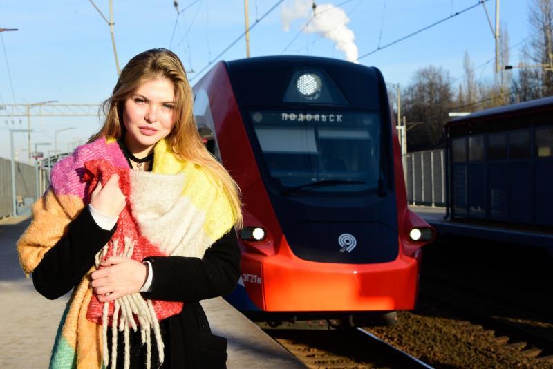 Реконструкцию станции «Подольск» МЦД-2 завершат в этом году