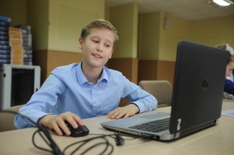 Московские школьники могут пройти предметную диагностику в онлайн-режиме