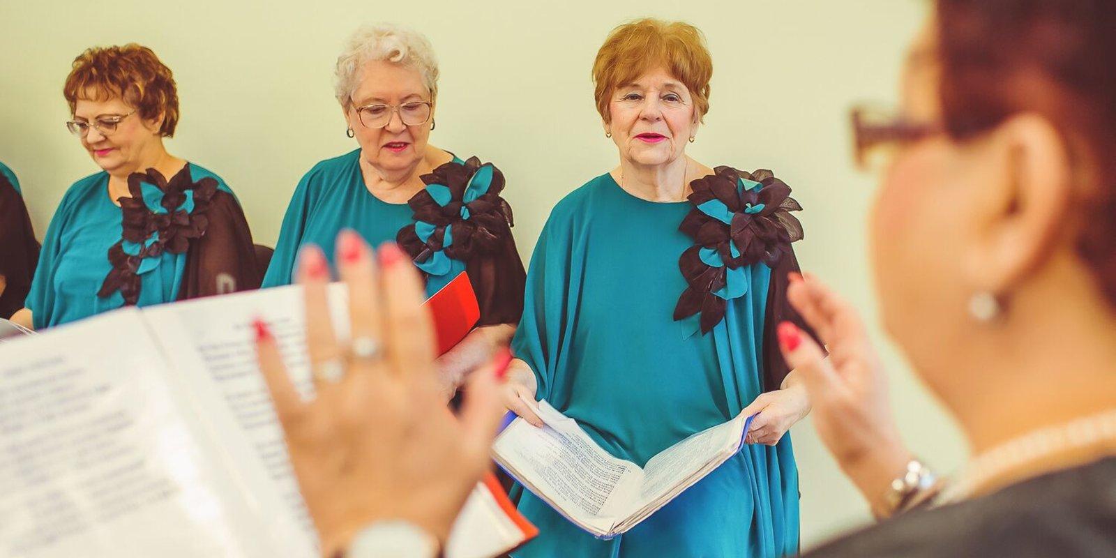 Развлекательная программа для прекрасных дам состоится в Воскресенском