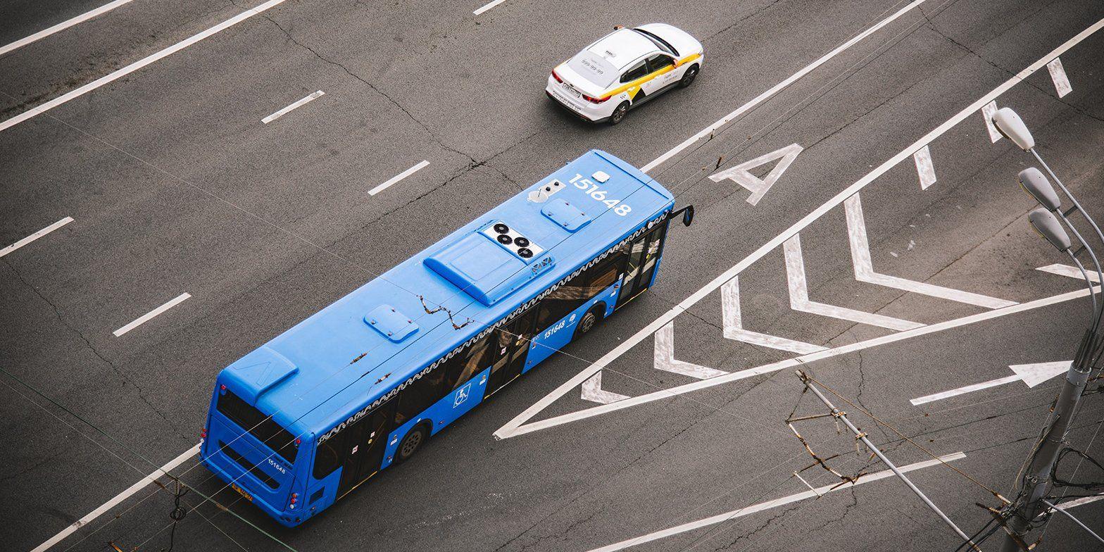 Жительницы Москвы смогут совершать бесплатные поездки на автобусах «Аэроэкспресса»