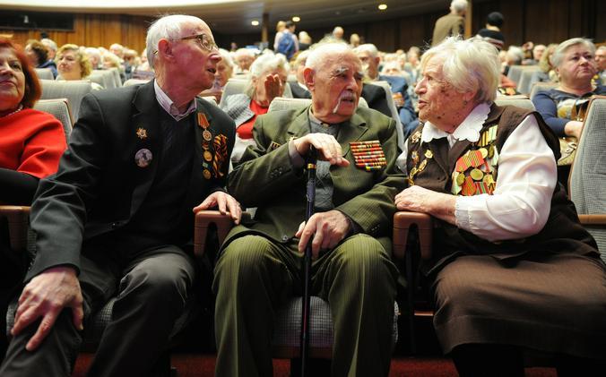 Ветераны из Новой Москвы посетили военно-историческую лекцию
