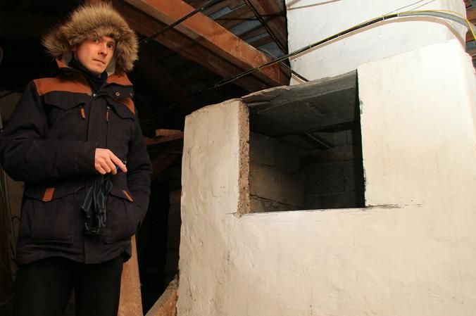 Технические помещения жилых зданий осмотрят в поселках Первомайское и Птичное. Фото: Наталья Нечаева, «Вечерняя Москва»