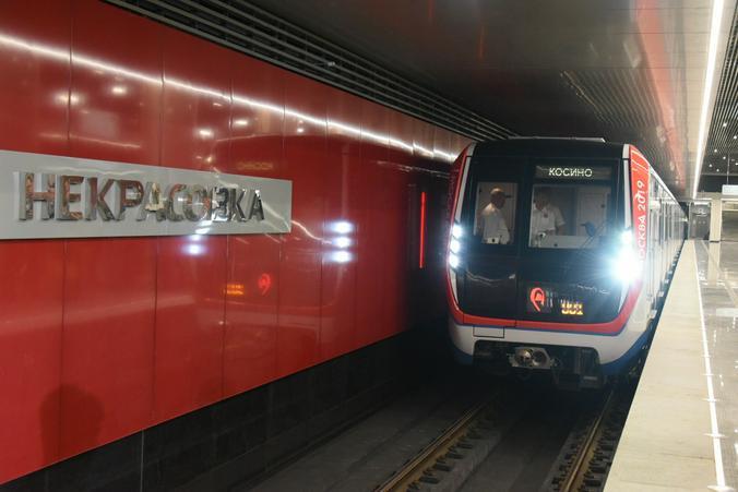 Некрасовская линия станет одной из крупнейших в столичном метро