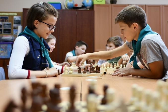 Отборочные соревнования по шахматам состоятся в Сосенском центре спорта
