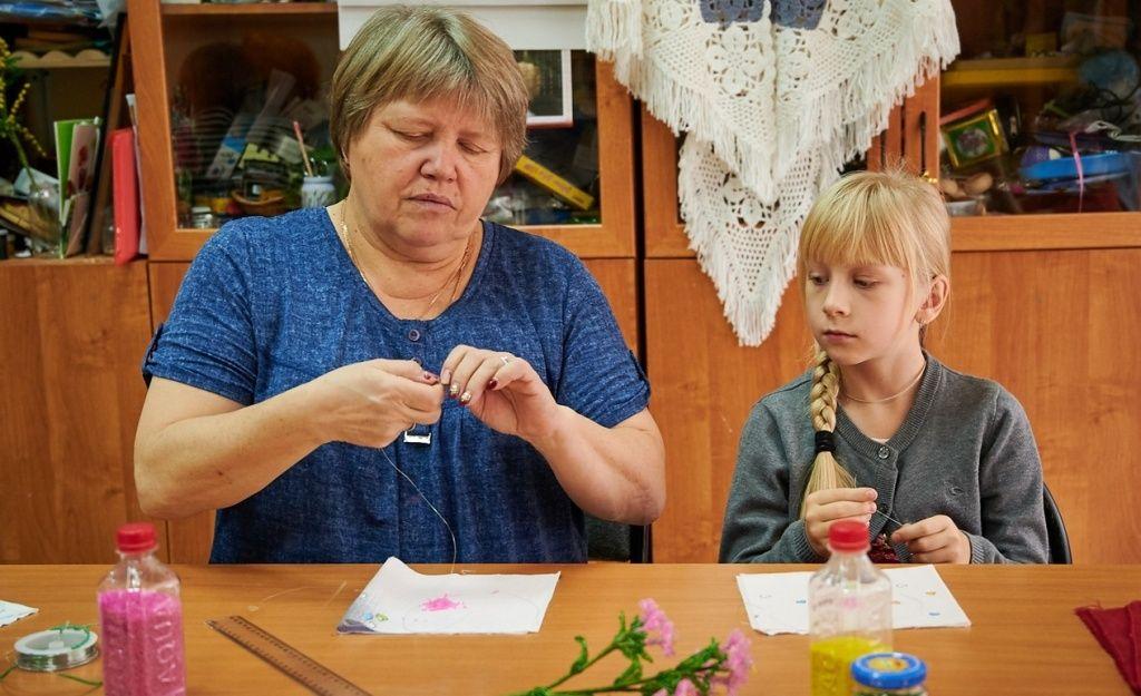 Жители Московского изготовят сувениры из бисера на мастер-классе