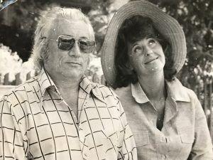 1980-е годы. Юрий и Алла Нагибина. С шестой женой писатель прожил 25 лет, до самой смерти. Фото: из личного архива