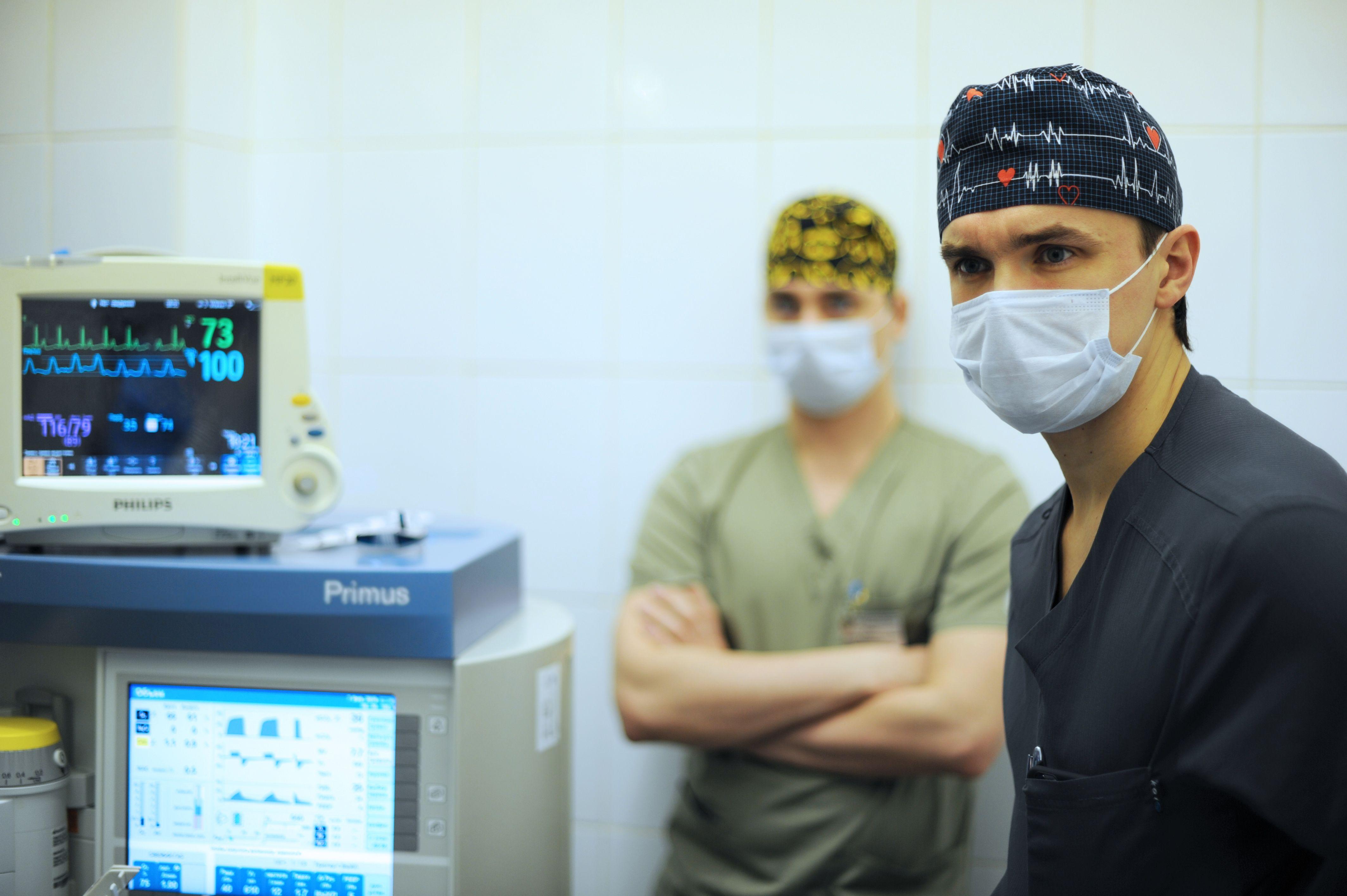 Московские врачи вылечили от коронавируса еще 189 человек