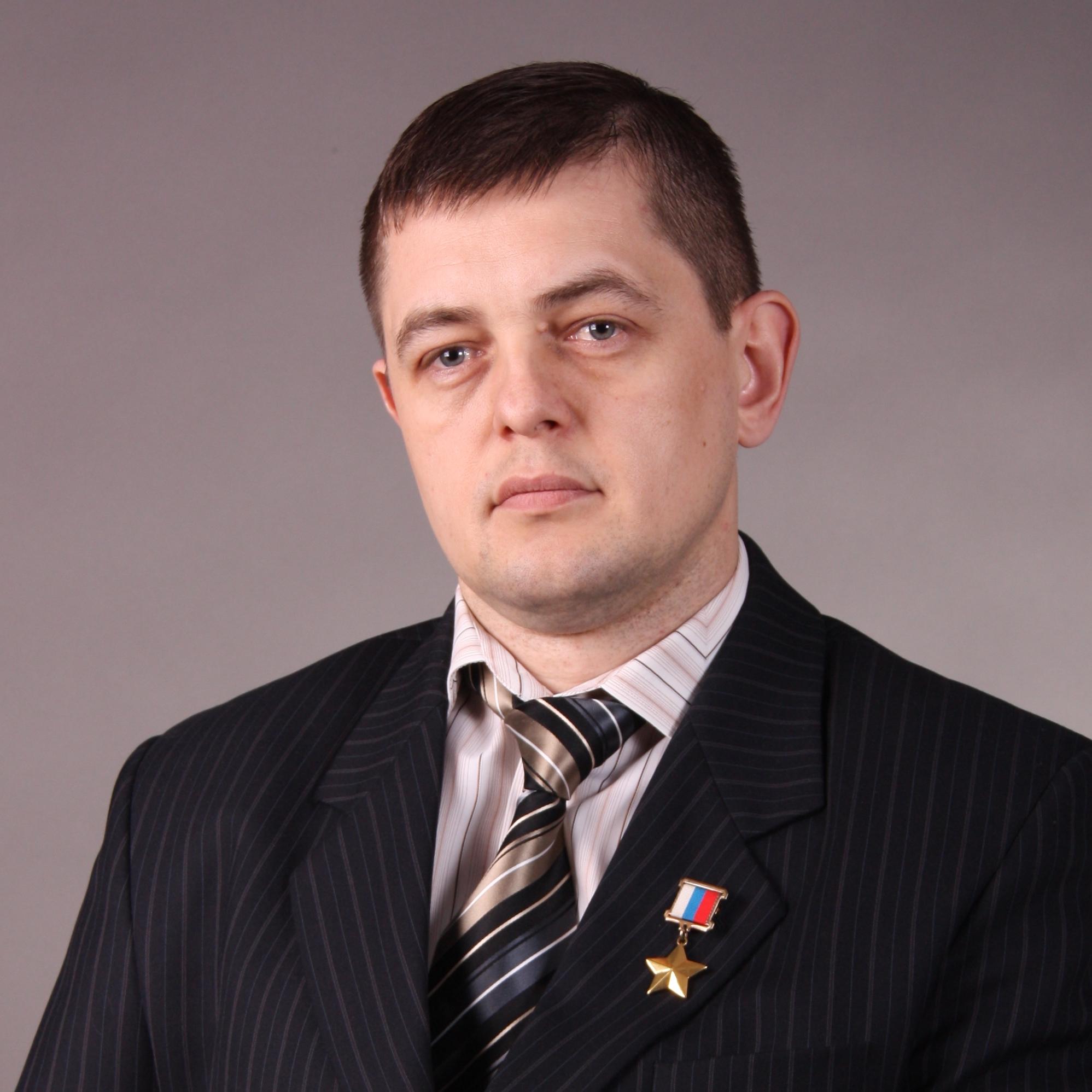 Подвиг врачей оценил Герой России Игорь Задорожный
