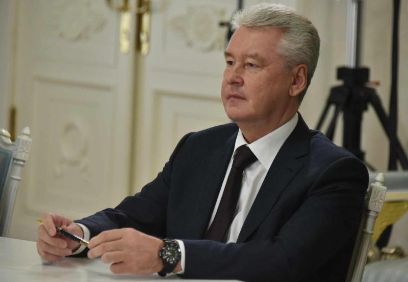 Собянин вручил государственные награды заслуженным москвичам