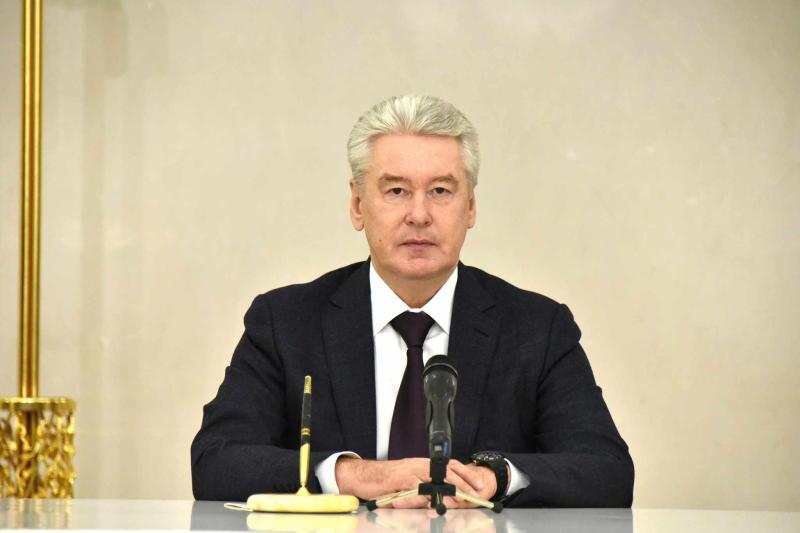 Собянин отметил темпы строительства новой инфекционной больницы