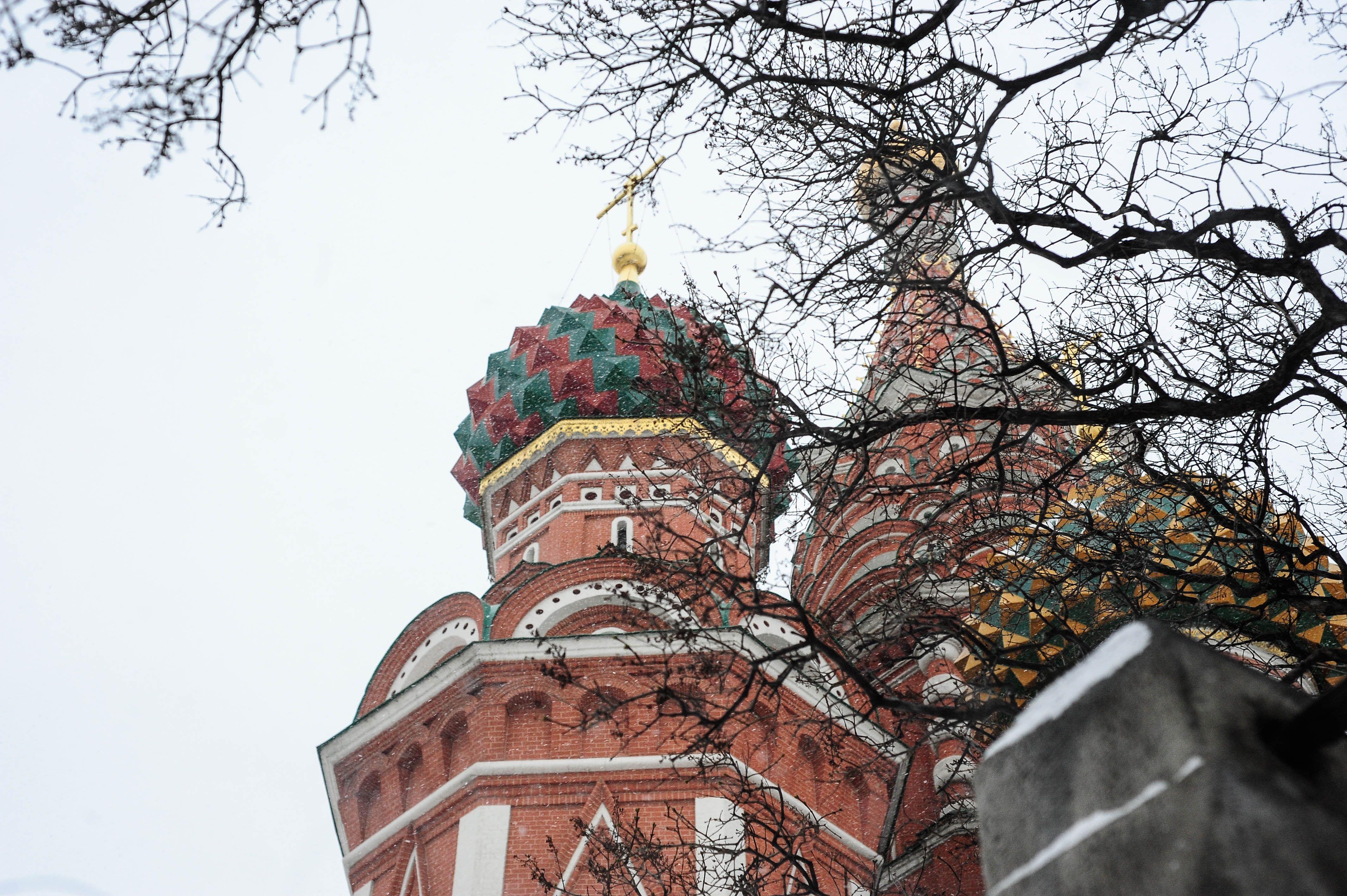 Атмосферное давление в Москве резко понизится