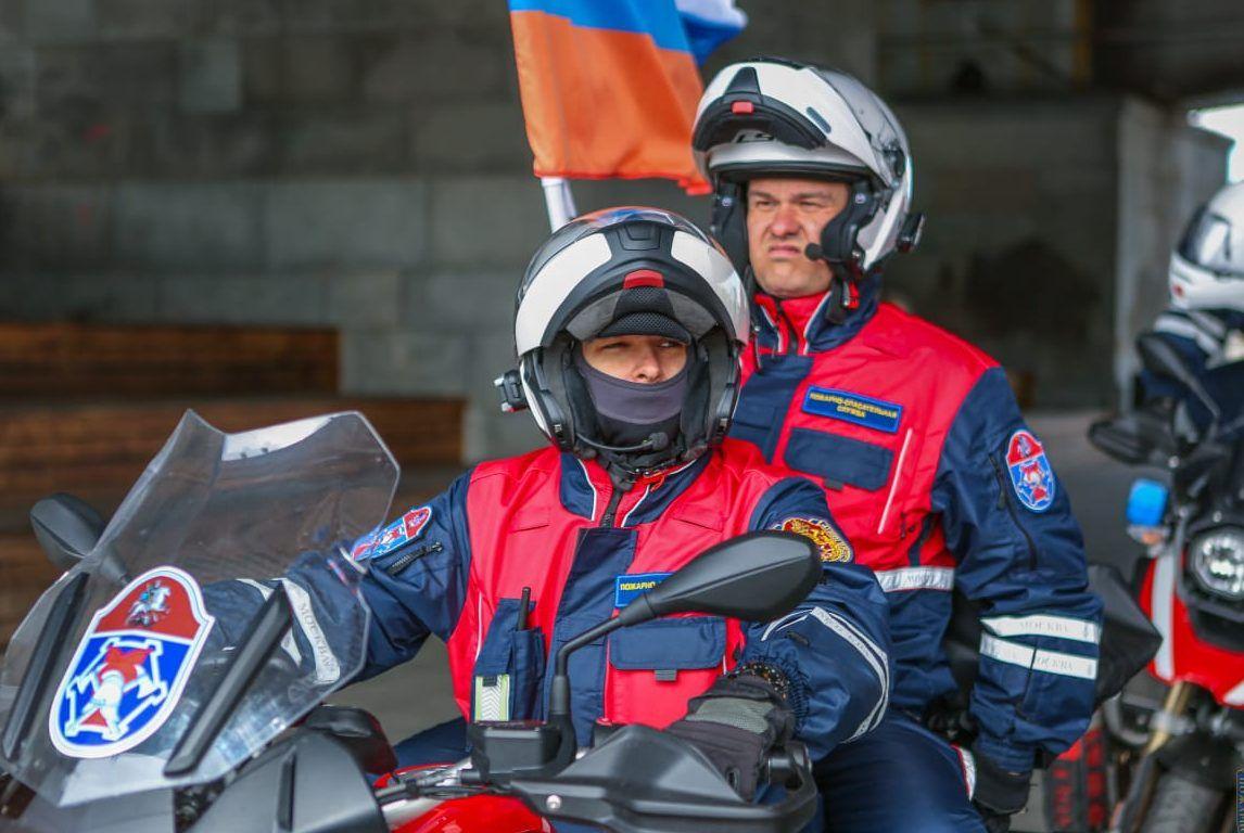 Две пожарные части Новой Москвы спасли за год 51 человека