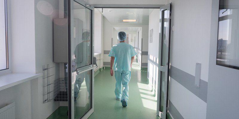 Жителей госпитализировали с подозрением на COVID-19. Фото: сайт мэра Москвы