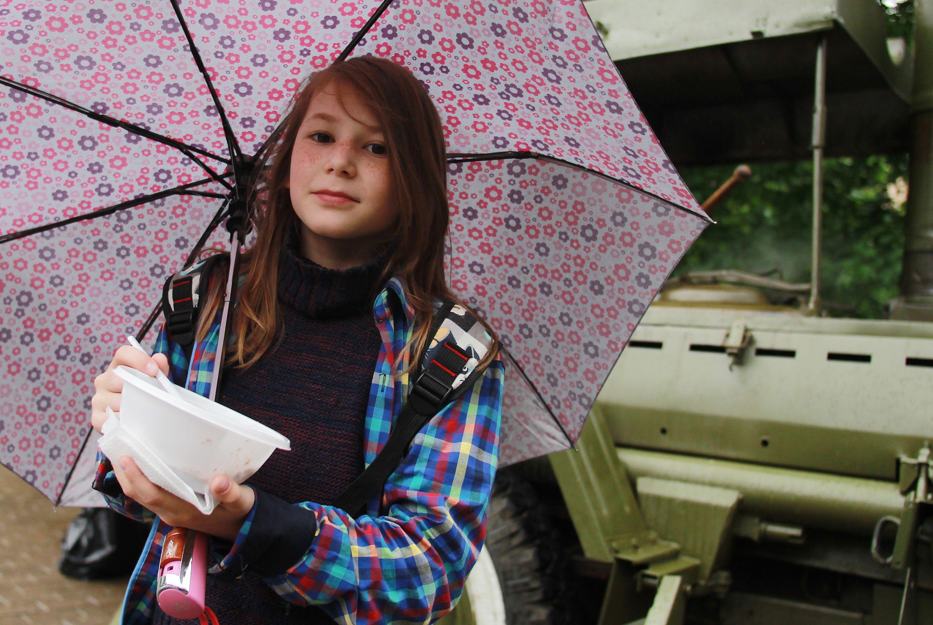 Дождливая и теплая погода придет в Москву и Подмосковье