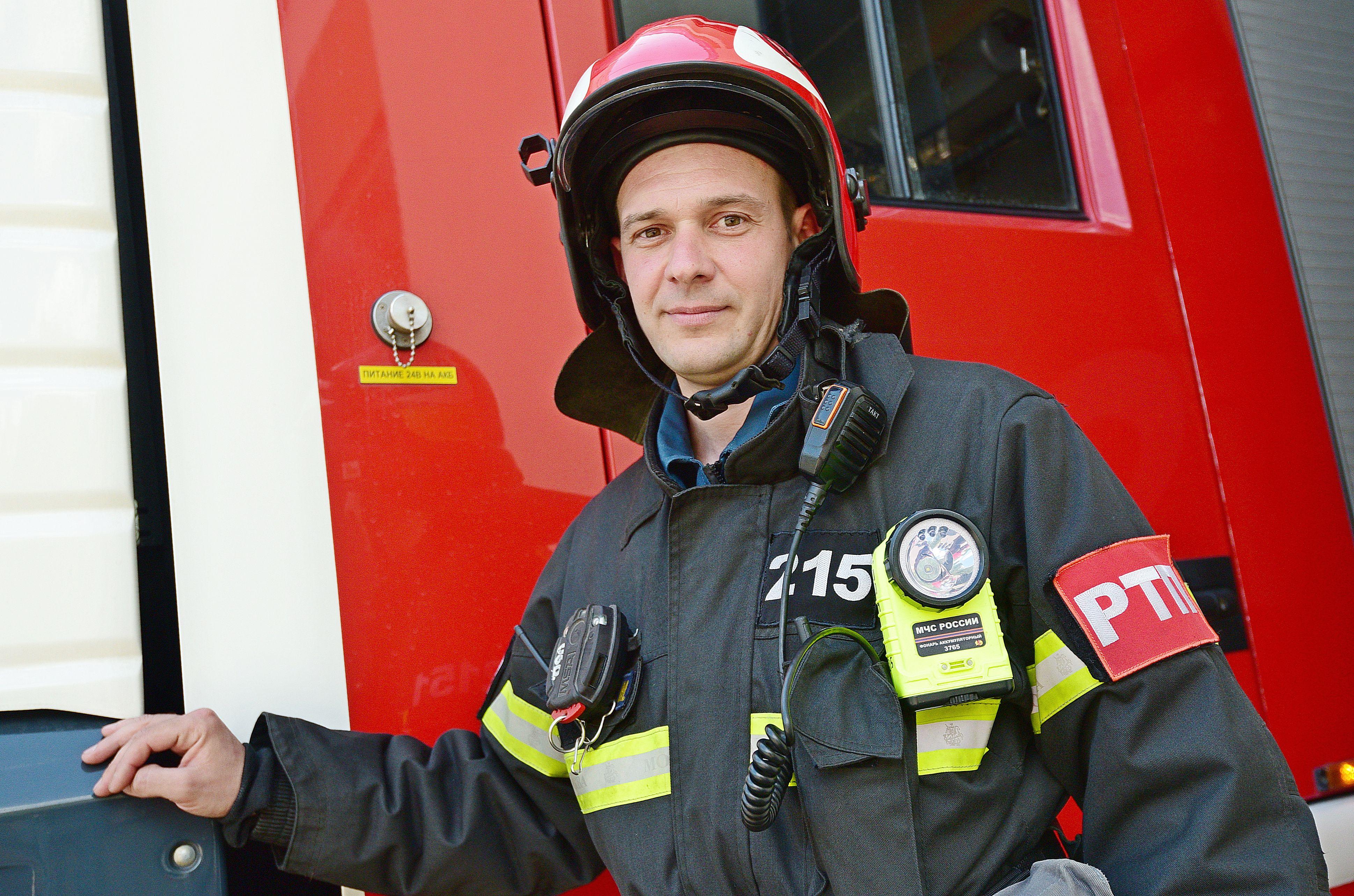 Пожарные Москвы «вооружились» ударопрочными планшетами