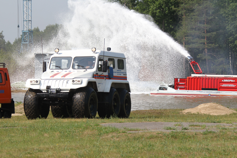 Отряд для борьбы с природными пожарами появился в Москве