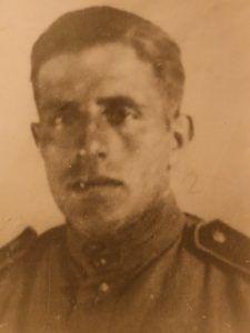 Хосе-Мария Варела-Фернандес был удостоен ордена Красной Звезды. Фото из семейного архива