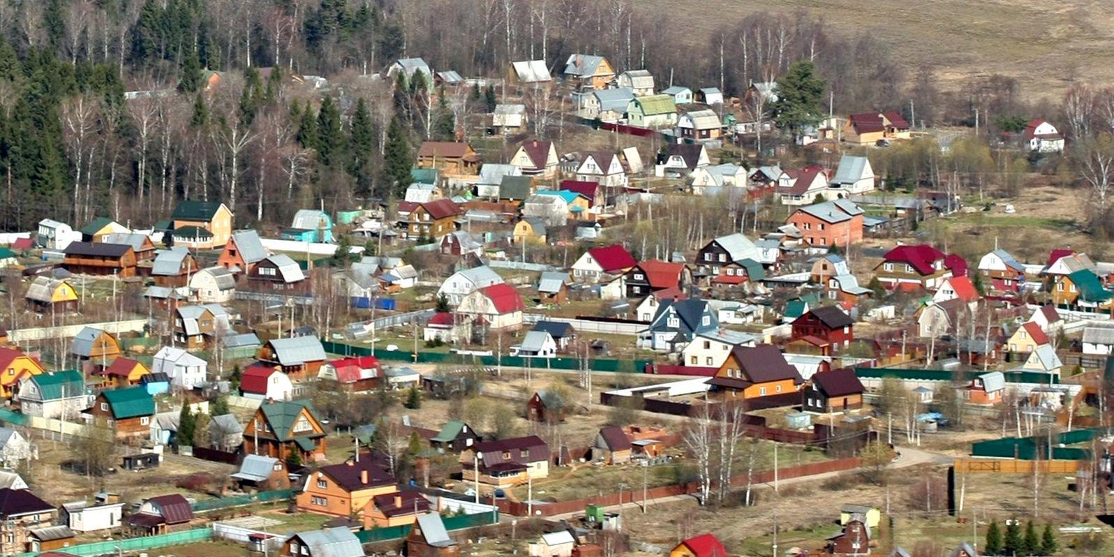 Московские пенсионеры могут заказать доставку дров на дачи