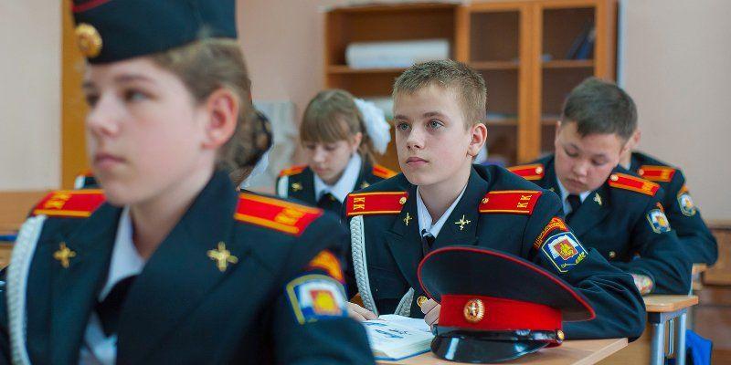 Кадеты школы №2065 запустили акцию ко Дню Победы