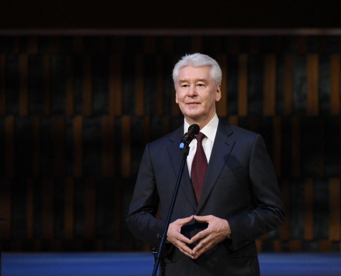 Собянин поблагодарил москвичей за доверие и сотрудничество во время пандемии