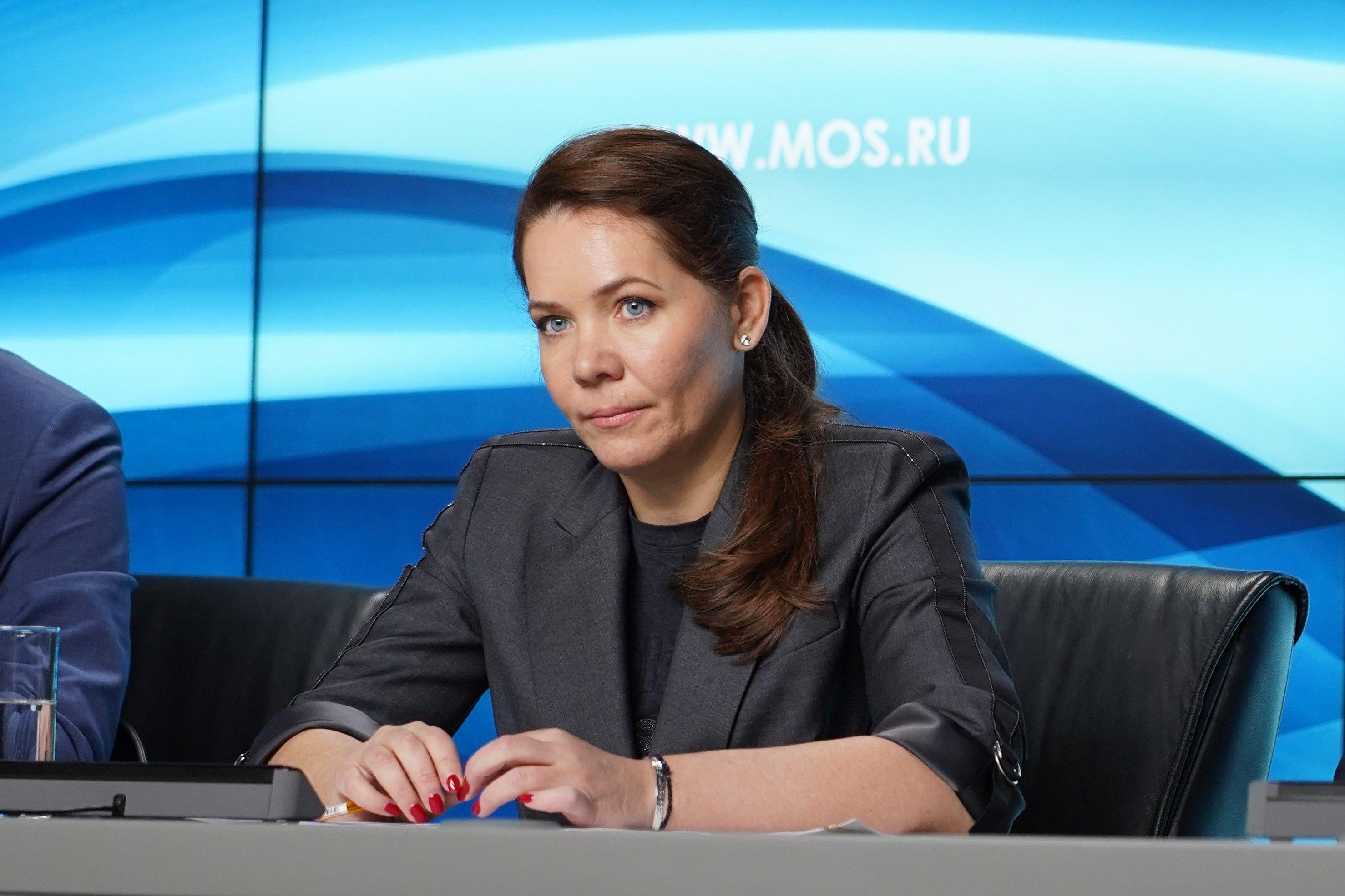 Анастасия Ракова: Свыше миллиона материалов доступно в библиотеке «МЭШ»