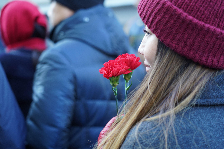Патриотическую акцию «Мы помним!» запустили активисты из Десеновского