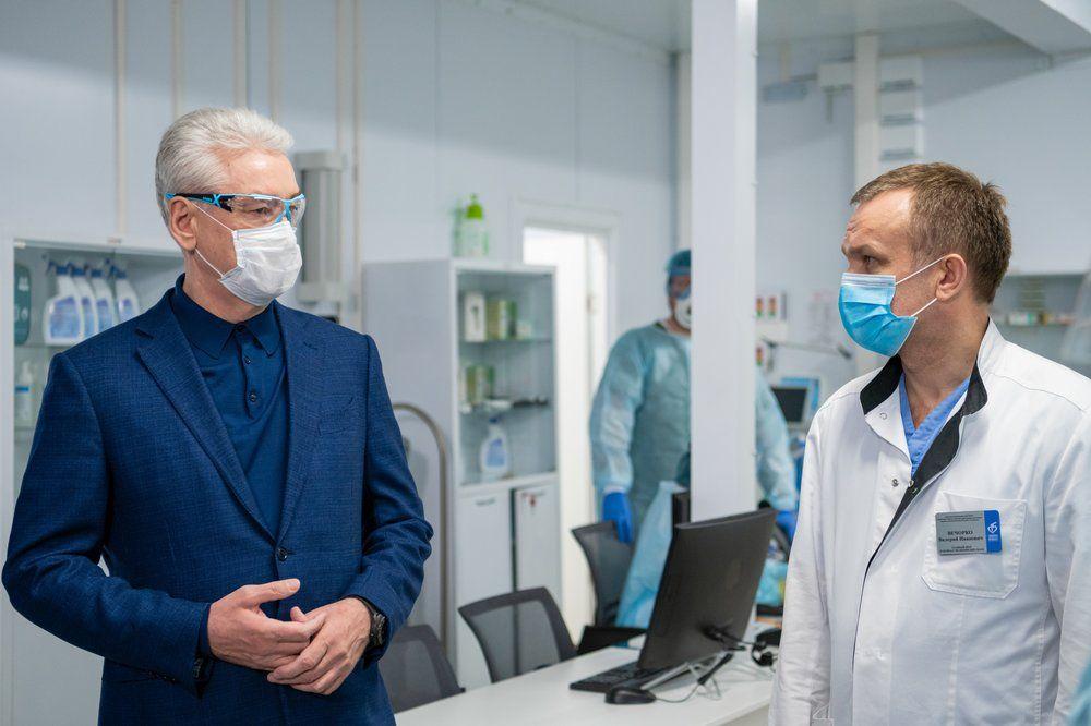 Москва переходит к иммуноферментному анализу на COVID-19 — Собянин