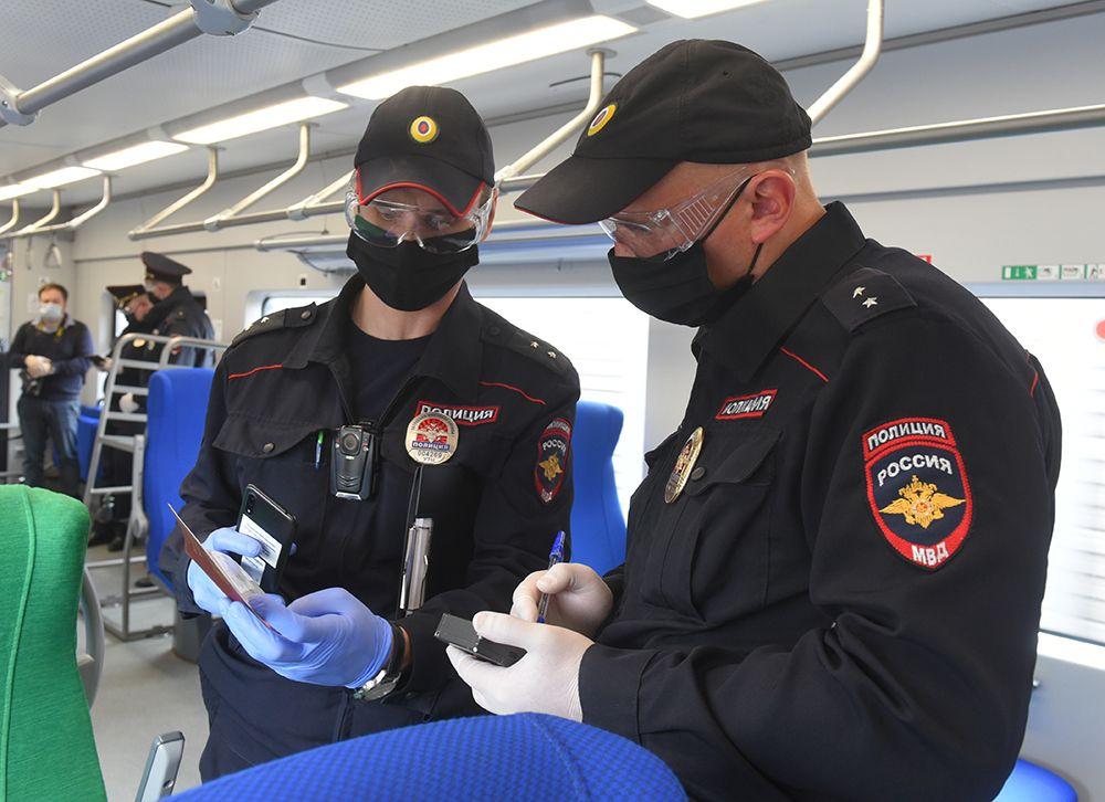 МЦК напомнило пассажирам о масочном режиме