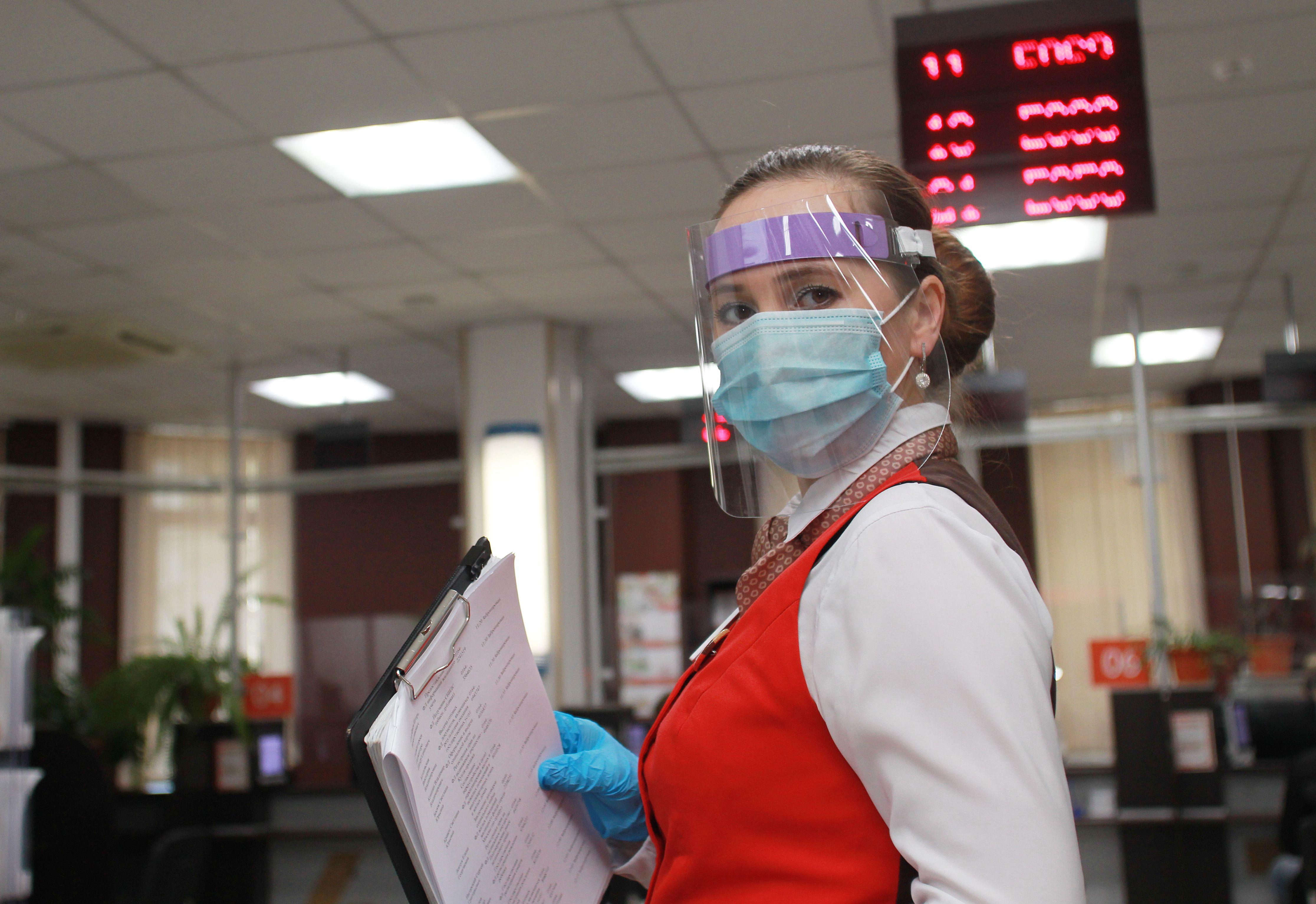 Свыше 12 тысяч человек обратились в центры госуслуг с начала недели