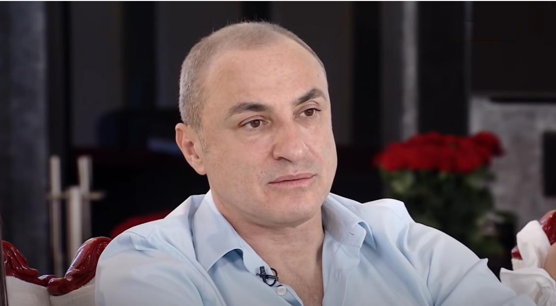 Народный артист России Михаил Турецкий