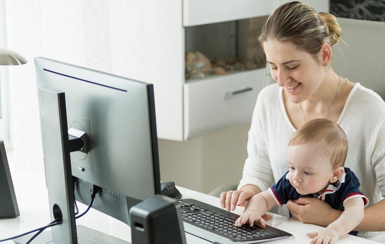 Более 6,5 тысячи мам столицы приняли участие в онлайн-программе Центра «Моя карьера»