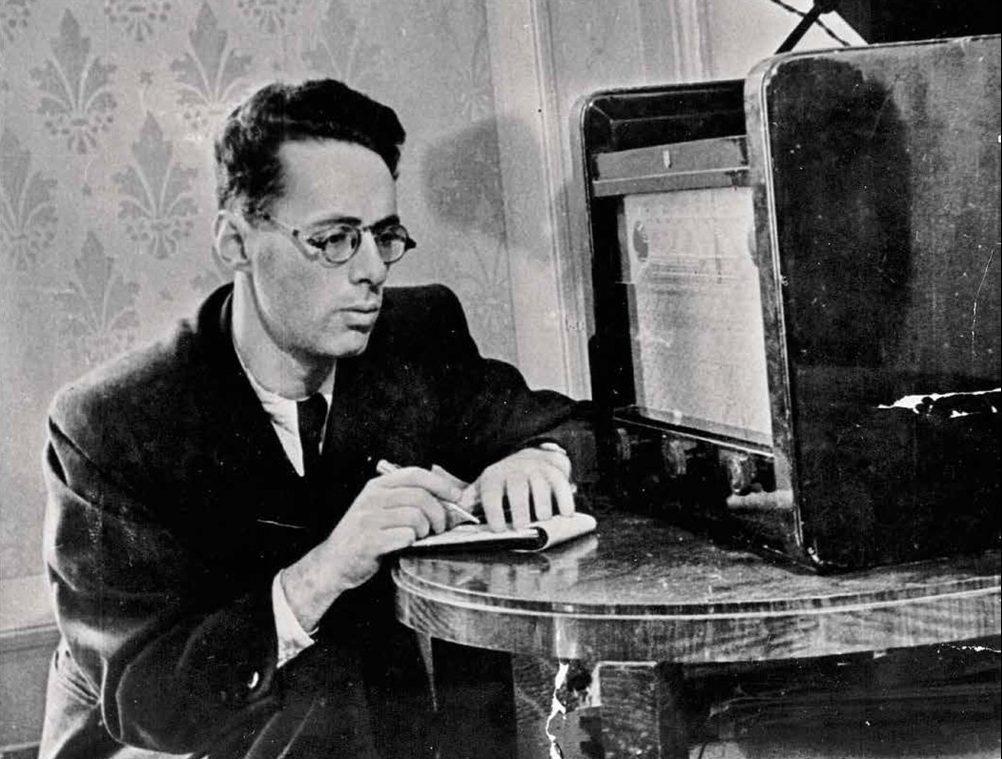 Архивные материалы о судьбе диктора Юрия Левитана доступны на портале «Я дома»