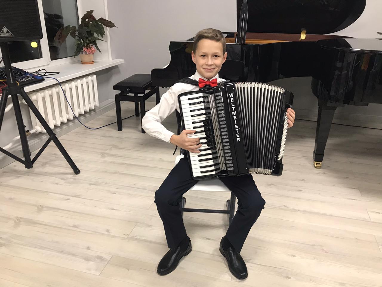 Лауреатами всероссийского конкурса стали юные музыканты из Вороновского