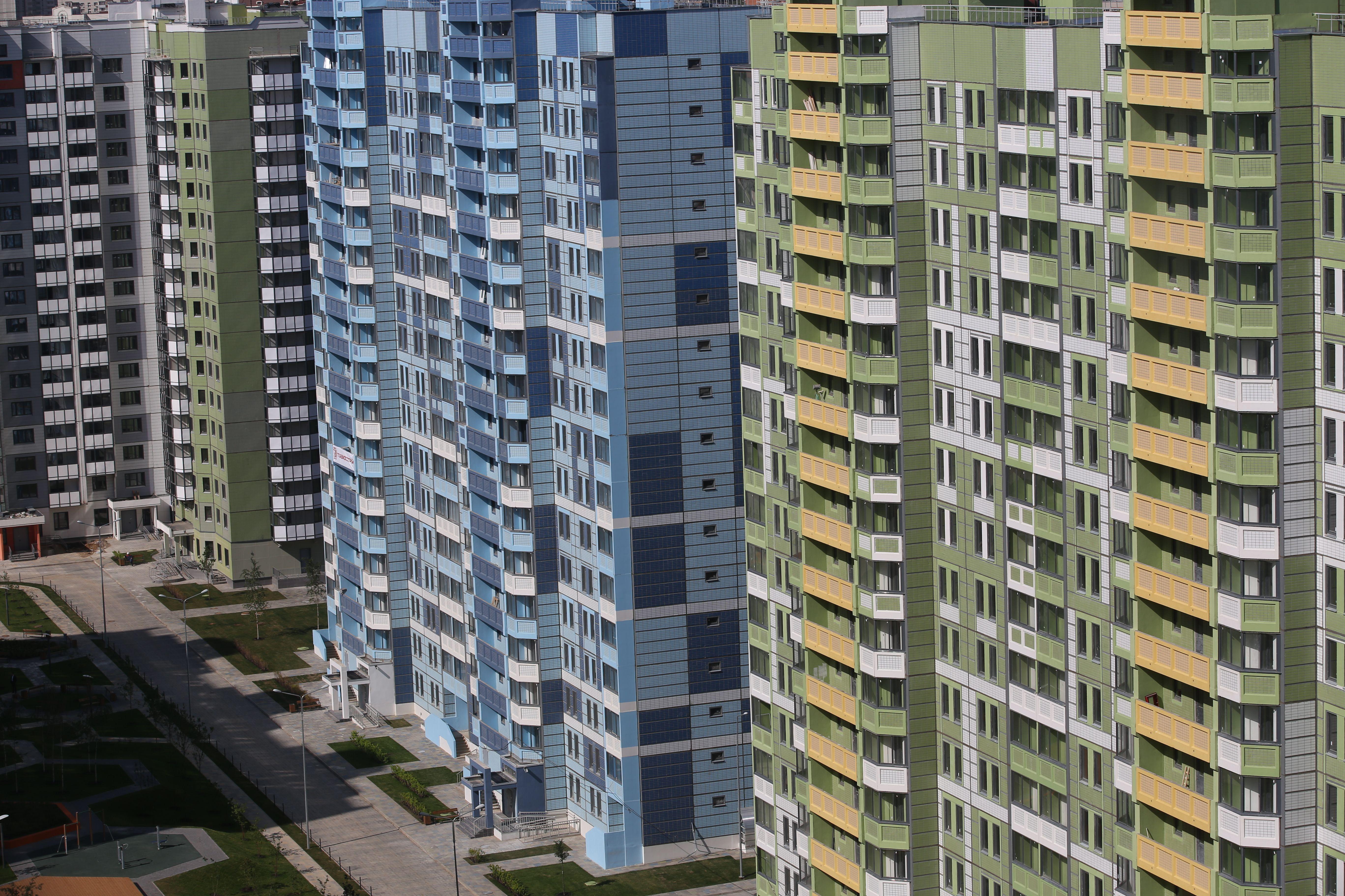 Более 3,2 миллиона «квадратов» недвижимости построят около ЦКАД в Новой Москве