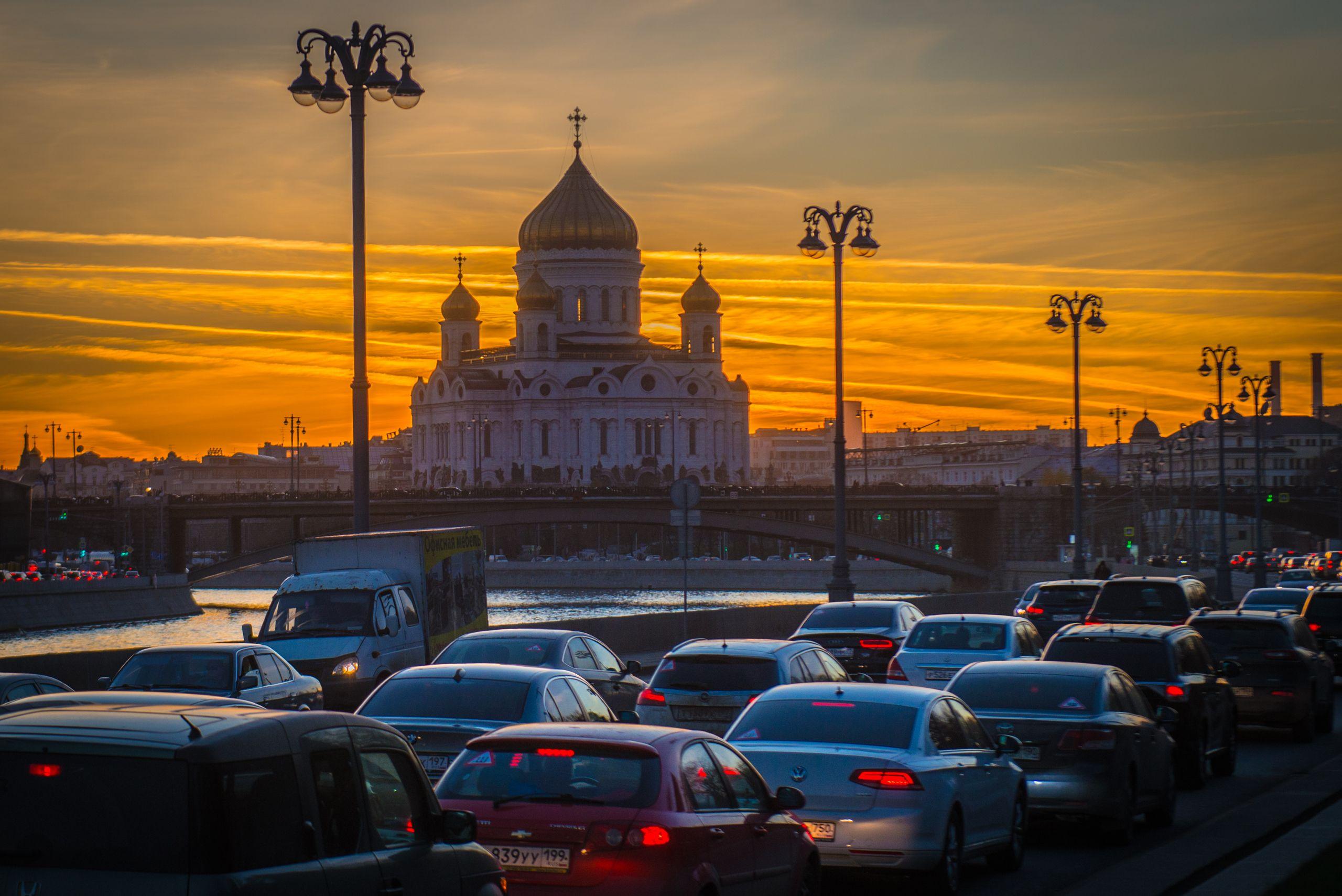 Мосты Москвы попали на туристический портал