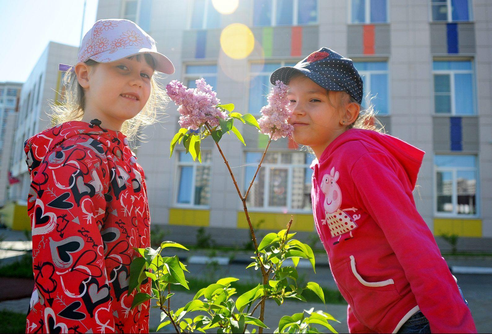 Дошкольное учреждение рассчитали на 120 мест. Фото: Александр Кожохин, «Вечерняя Москва»