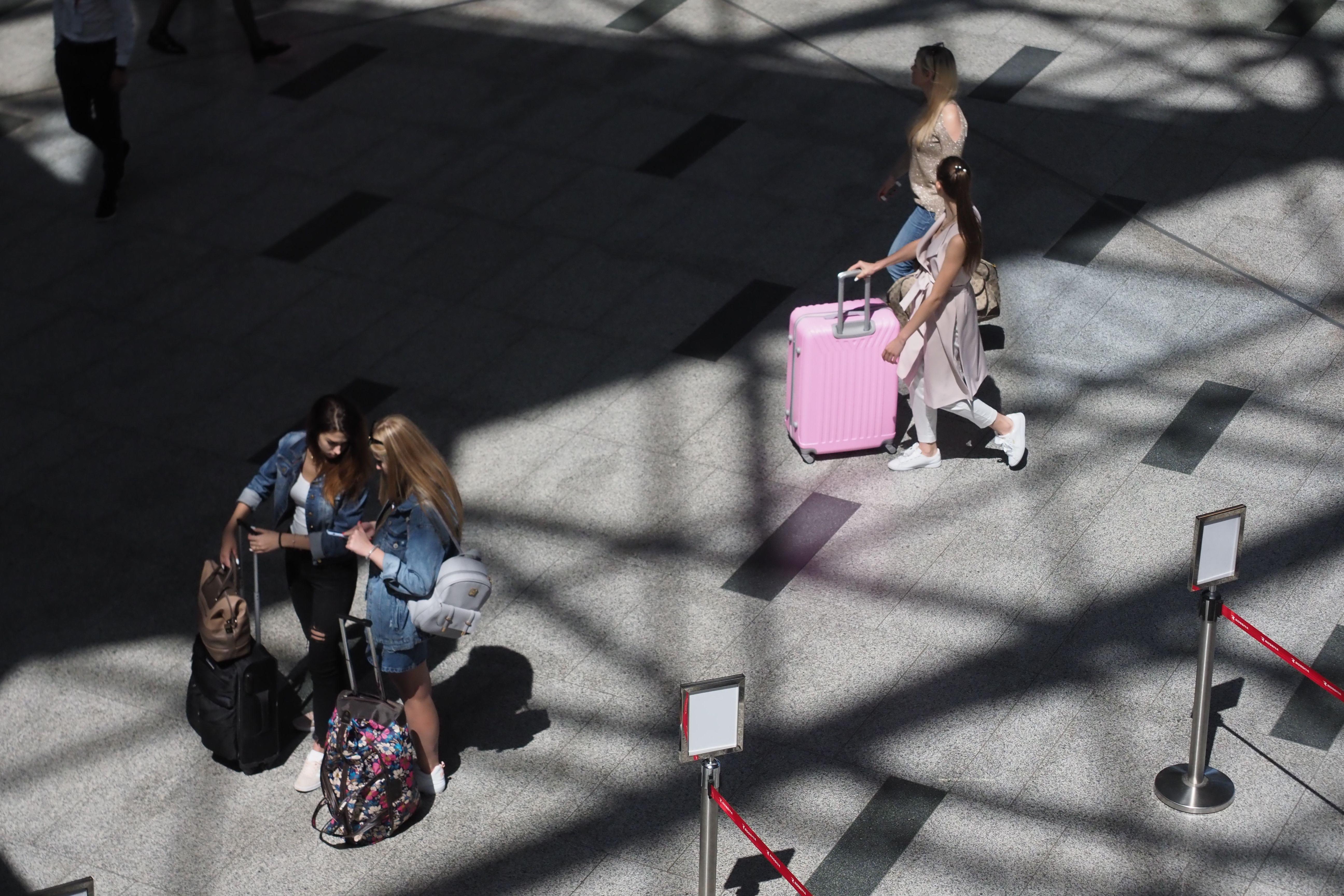 Аэропорт Внуково готов к первому этапу снятия ограничений