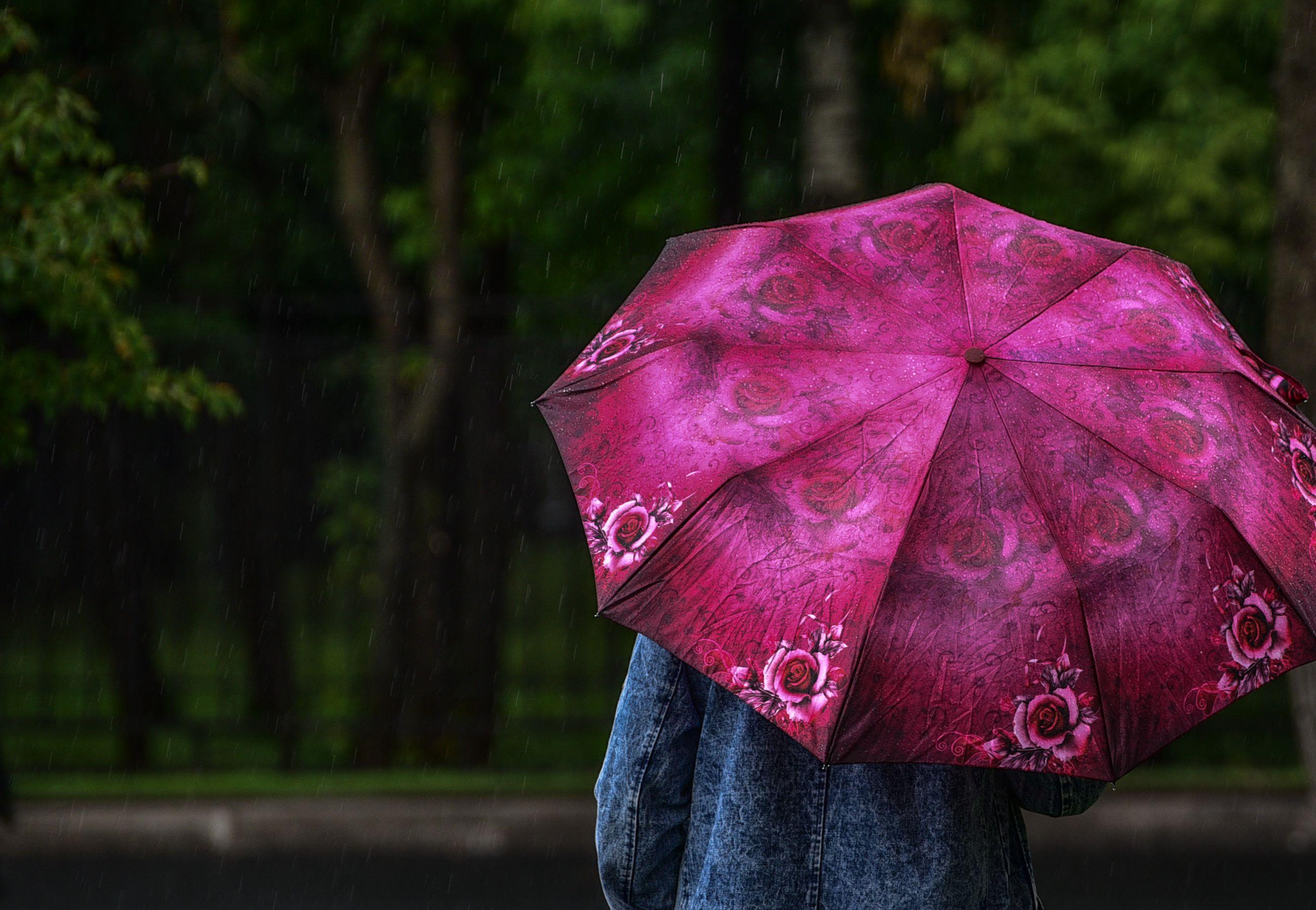 Облачная погода и дождь ожидаются в столице в воскресенье