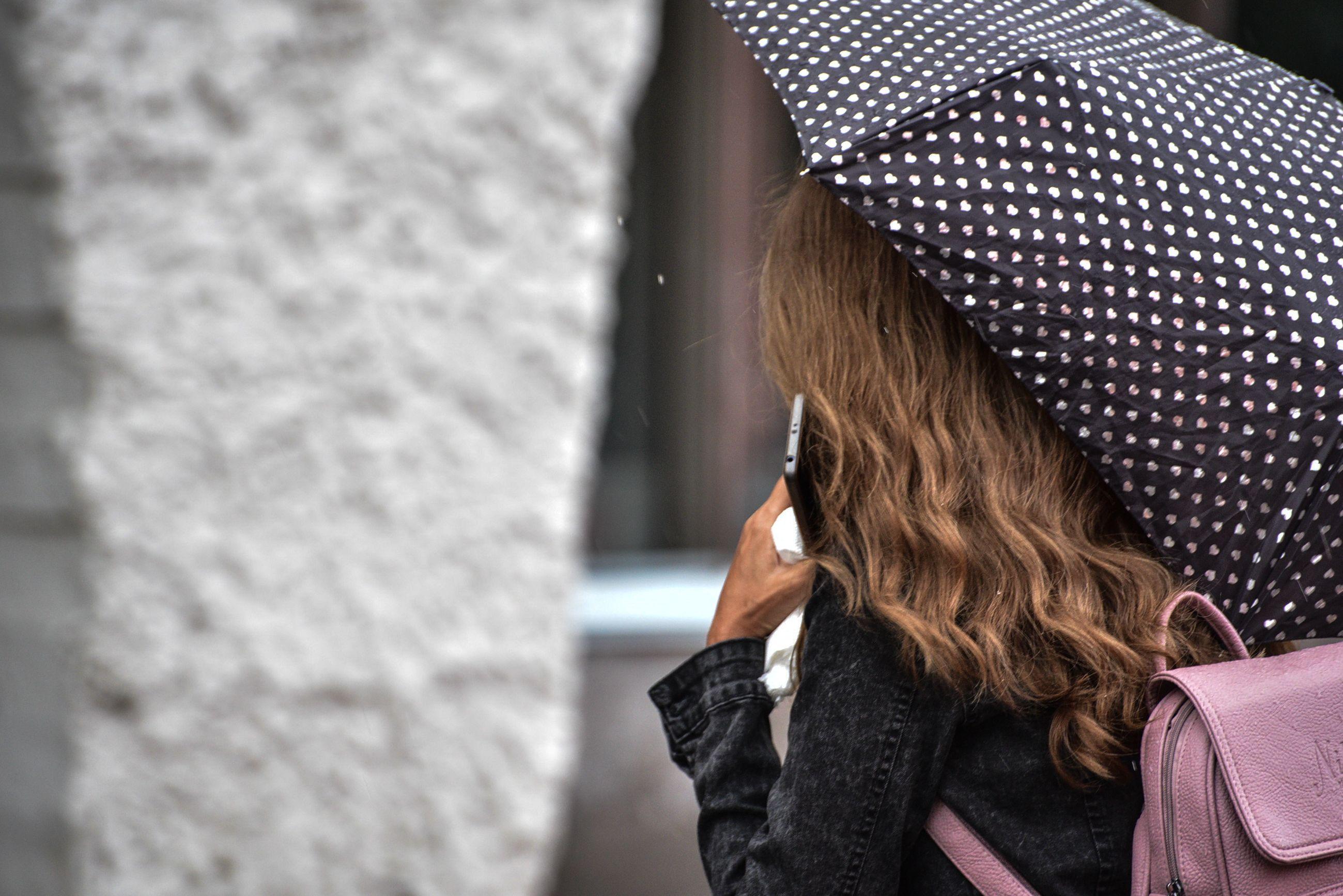 Москвичей накроет дождями во вторник