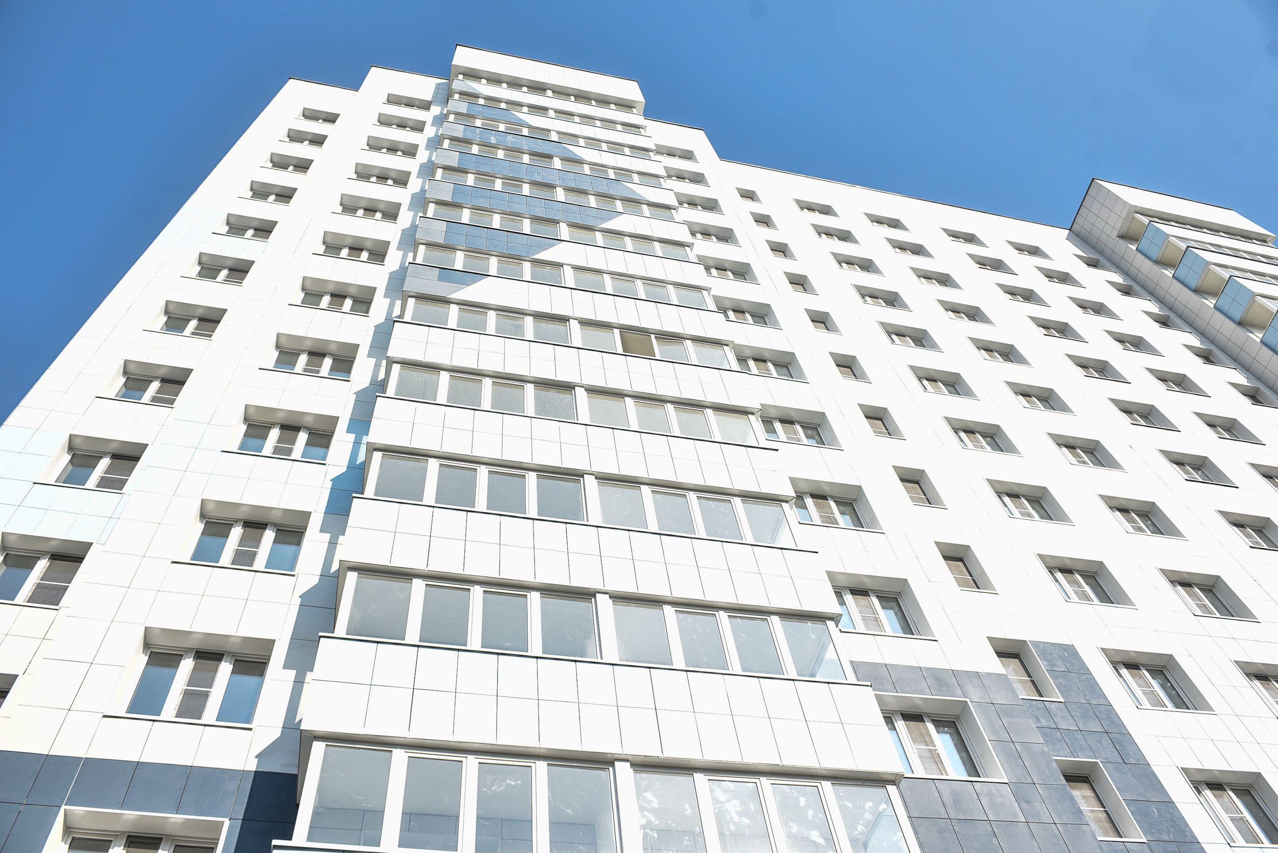 Свыше 700 тысяч «квадратов» жилья ввели в Новой Москве