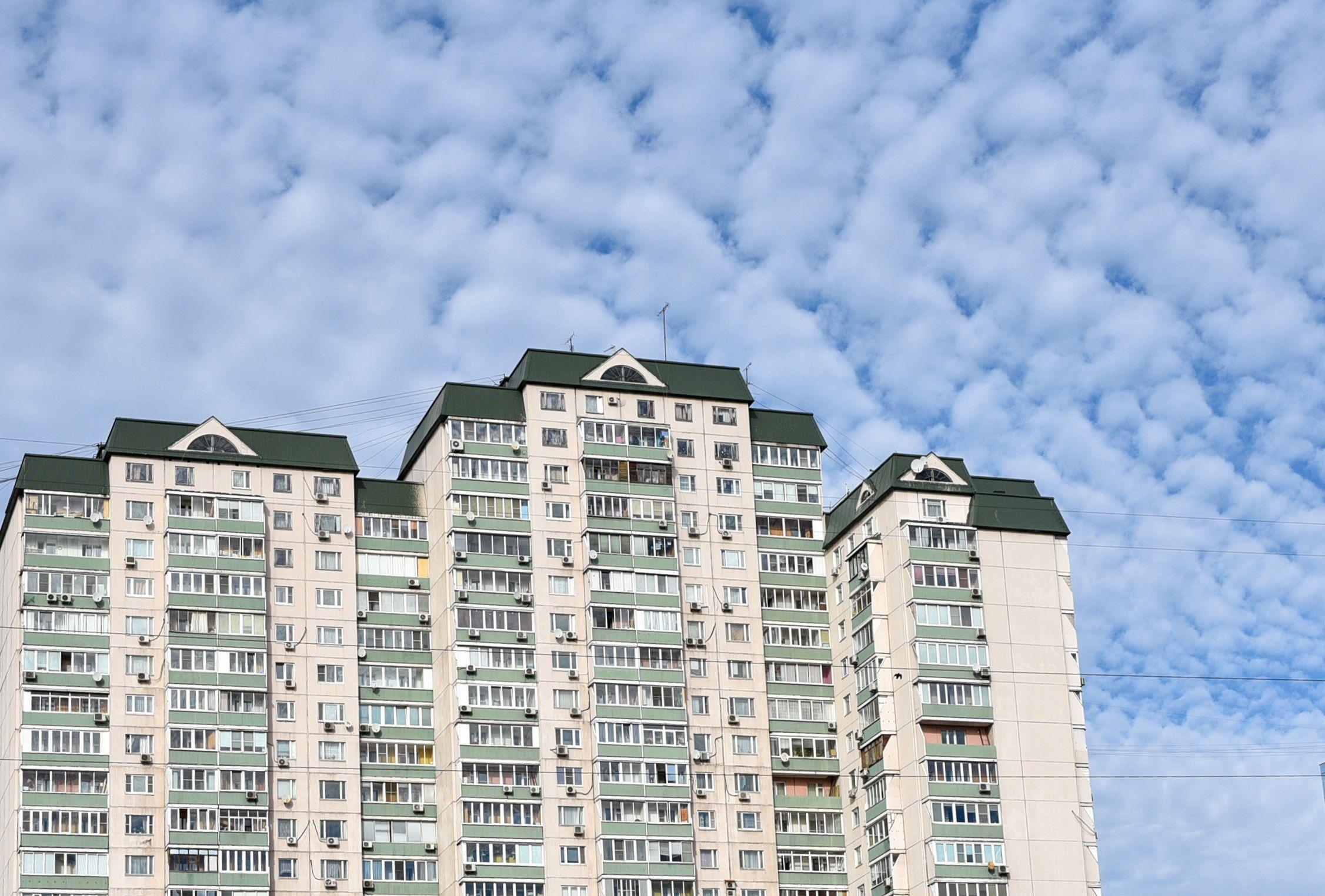 Почти четыре миллиона «квадратов» недвижимости ввели в эксплуатацию в Москве