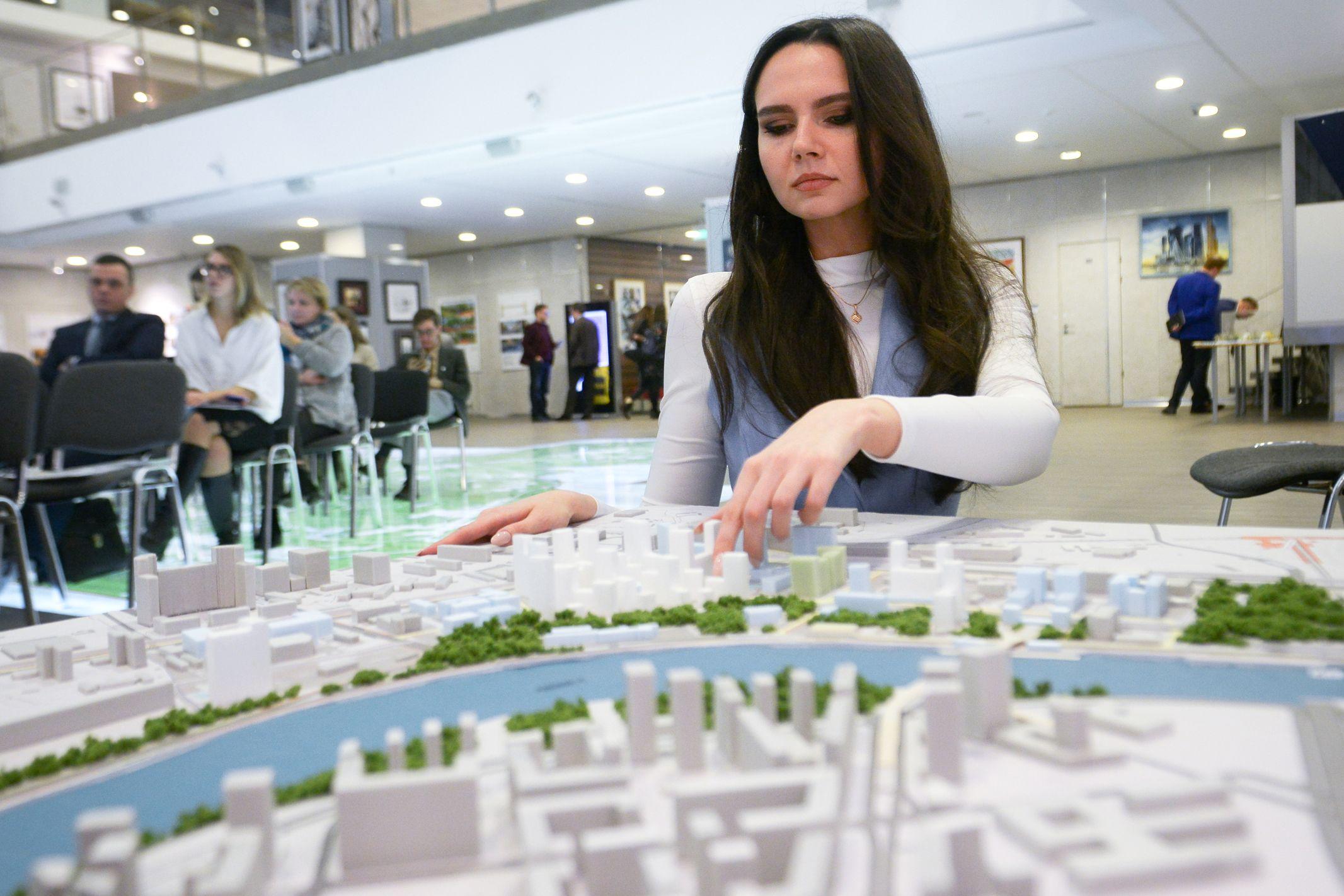 Около 100 тысяч рабочих мест создадут в Новой Москве