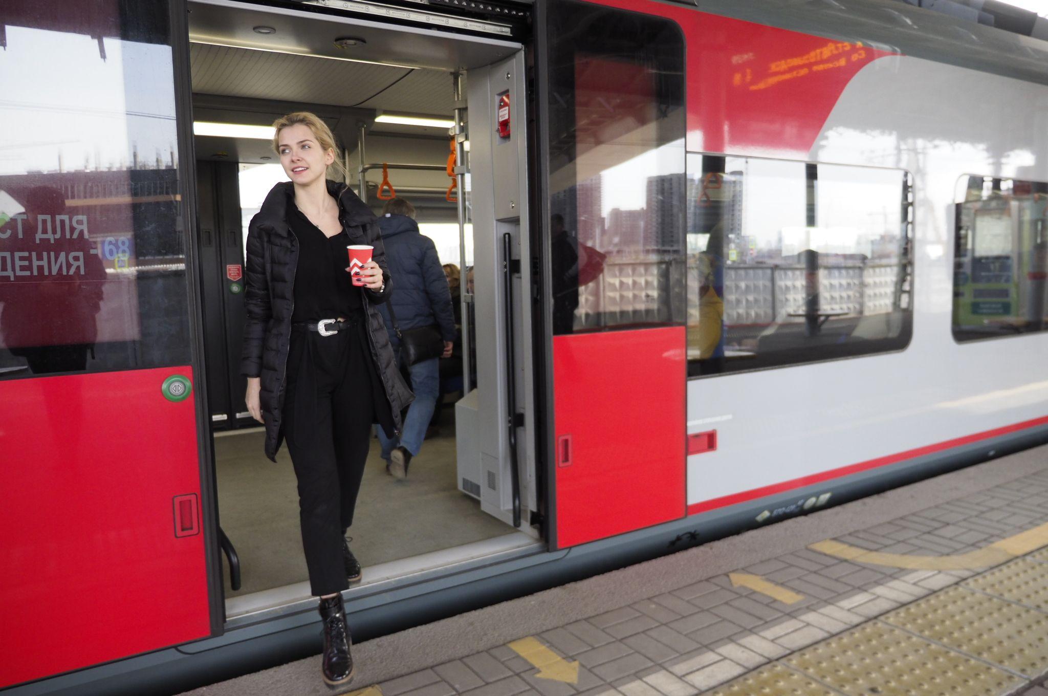 Поезда «Ласточки» на МЦК перевезли более 38 миллионов пассажиров с начала года